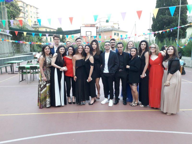 Festa Liceo Calasanzio